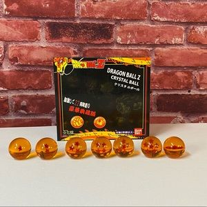 Other - DBZ DRAGON BALL 7PC SET